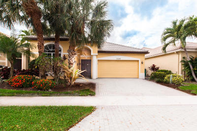 Broward County, Palm Beach County Single Family Home For Sale: 3295 NW 53rd Circle