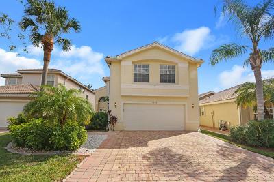 Greenacres Single Family Home For Sale: 5228 Rising Comet Lane
