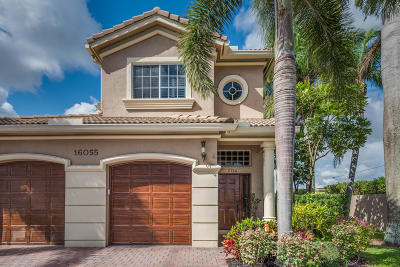 Delray Beach Townhouse For Sale: 16055 Sims Road #204