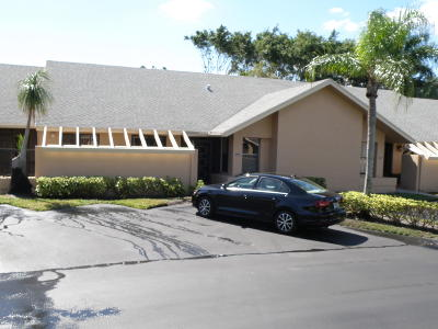 Boca Raton Single Family Home For Sale: 10800 Waterberry Drive