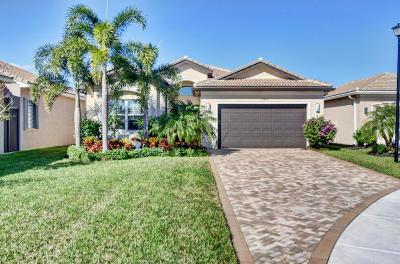 Boynton Beach Single Family Home For Sale: 12408 Cascade Valley Lane