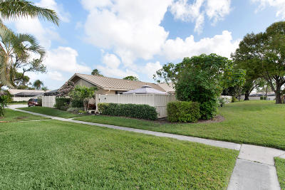 Palm Beach Gardens Condo Contingent: 5830 Golden Eagle Circle