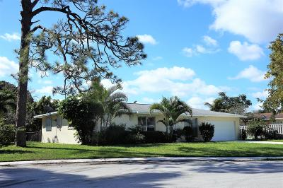 Boca Raton Single Family Home For Sale: 1740 SW 12th Street
