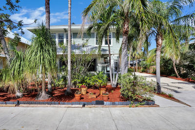 West Palm Beach Single Family Home Contingent: 311 Vallette Way