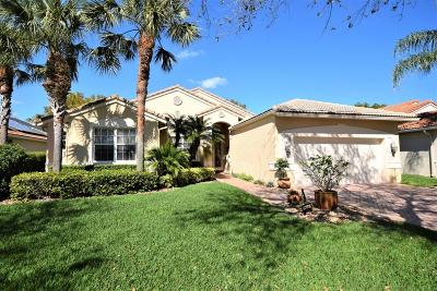 Boynton Beach Single Family Home For Sale: 7617 Lockhart Way
