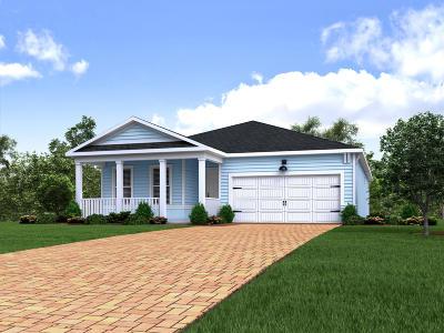 Vero Beach Single Family Home For Sale: 1739 Willows Square