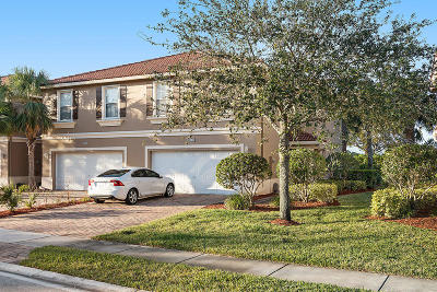 Greenacres Townhouse For Sale: 4401 Windmill Palm Way