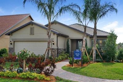 Port Saint Lucie Single Family Home For Sale: 424 SE Bancroft Court
