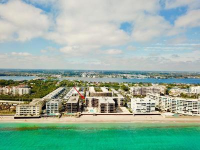 Dune Deck Of The Palm Beaches Condo Condo For Sale: 3610 S Ocean Boulevard #505