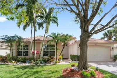 Boynton Beach Single Family Home For Sale: 11681 Cardenas Boulevard
