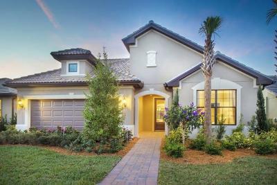 Port Saint Lucie Single Family Home For Sale: 428 SE Bancroft Court
