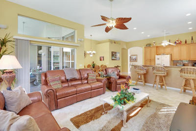 Lake Worth Single Family Home For Sale: 9867 Chantilly Point Lane