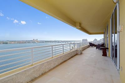 West Palm Beach Condo For Sale: 1551 Flagler Dr Unit Drive #U18