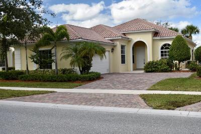 Wellington Single Family Home For Sale: 8273 Pine Cay Road