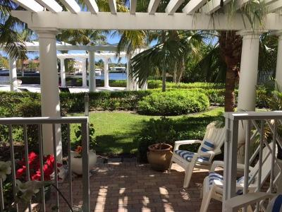 Boynton Beach Rental For Rent: 651 E Woolbright Road #106