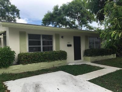 Tamarac Single Family Home For Sale: 5311 NW 49th Avenue