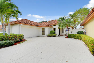 Palm City Single Family Home For Sale: 2736 SW Mariposa Circle