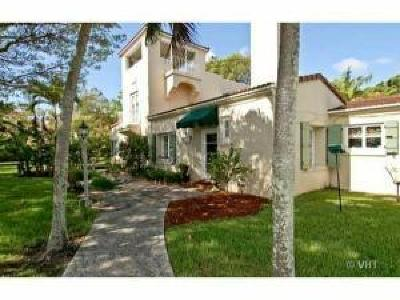 Delray Beach Multi Family Home For Sale: 302 SW 1st Avenue SW