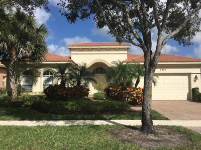Wellington Single Family Home For Sale: 9645 Via Grandezza E