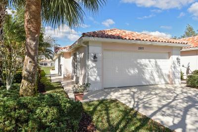 West Palm Beach FL Single Family Home For Sale: $304,900