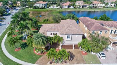 Lake Worth Single Family Home For Sale: 8941 Club Estates Way