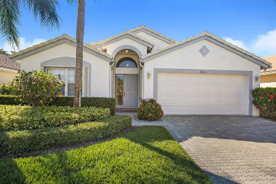 Boca Raton Single Family Home For Sale: 22875 Barrister Drive