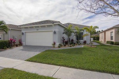 Port Saint Lucie Single Family Home For Sale: 264 SW Manatee Springs Way
