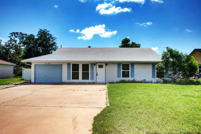 Port Saint Lucie Single Family Home For Sale: 2191 SE Stonecrop Street