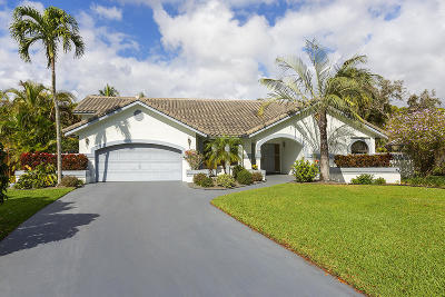 Delray Beach Single Family Home For Sale: 2144 SW 36th Terrace