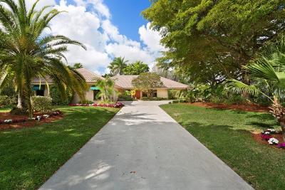 Boca Raton FL Single Family Home For Sale: $1,325,000