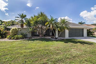 Wellington Single Family Home For Sale: 11722 Greenbriar Circle