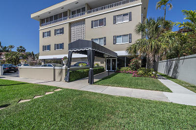 Palm Beach Condo For Sale: 227 Brazilian Avenue #3e
