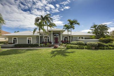 Hobe Sound Single Family Home For Sale: 7950 SE Osprey Street