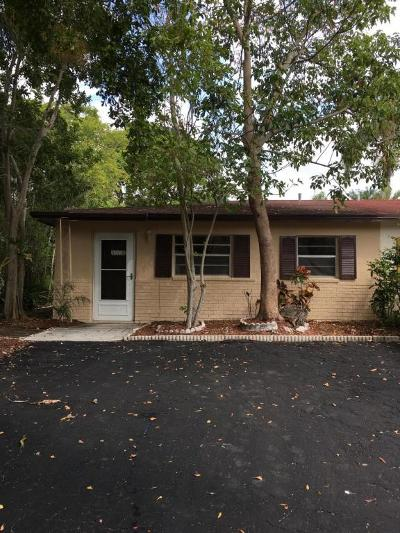 Boynton Beach Single Family Home For Sale: 5127 Rose Hill Drive