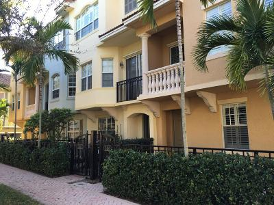 Townhouse For Sale: 2417 San Pietro Circle