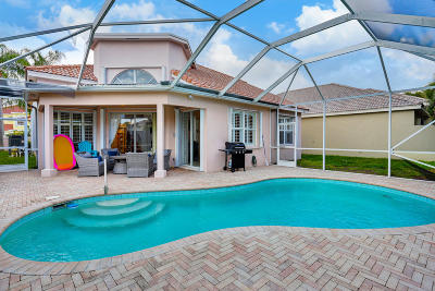 West Palm Beach Single Family Home For Sale: 3292 El Camino Real