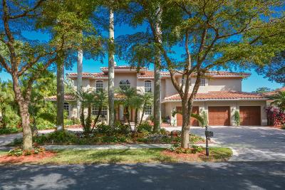 Boca Raton FL Single Family Home For Sale: $1,229,000