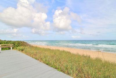 Ocean Ridge Condo For Sale: 5505 Ocean Boulevard #2-101