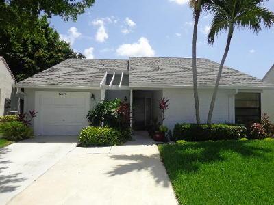 Boynton Beach Single Family Home For Sale: 12136 Country Greens Boulevard