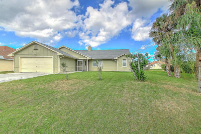 Port Saint Lucie Single Family Home For Sale: 1761 SW Leafy Road