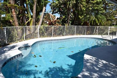 Jupiter Single Family Home For Sale: 326 Ibis Point