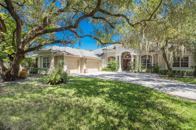 Palm Beach Gardens FL Single Family Home For Sale: $3,459,000