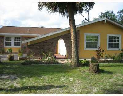 Fort Pierce Single Family Home For Sale: 11970 Willis Road