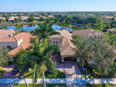 Palm Beach Gardens Single Family Home For Sale: 108 Monte Carlo Drive