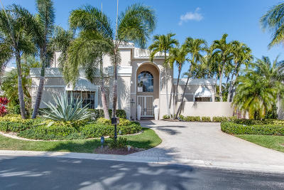 Boca Raton Single Family Home For Sale: 5329 Ascot Bend