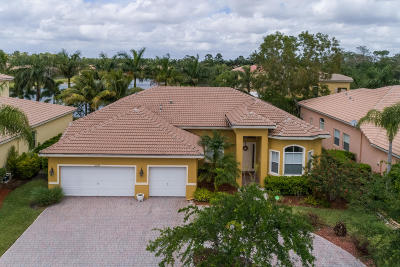 Lake Worth Single Family Home For Sale: 10295 Cypress Lakes Preserve Drive