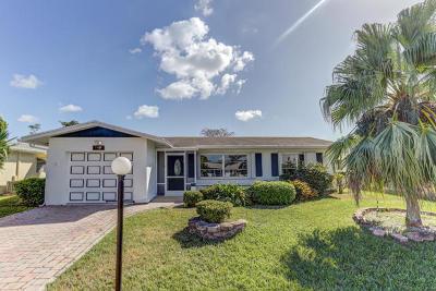 Delray Beach Single Family Home For Sale: 14230 Altocedro Drive