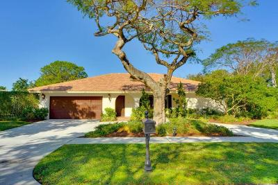 Boca Raton Single Family Home For Sale: 2408 NW 32nd Street