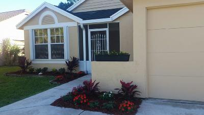 Jupiter Single Family Home For Sale: 1224 Chippewa Street