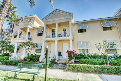 Townhouse Sold: 1447 Scilly Cay Lane